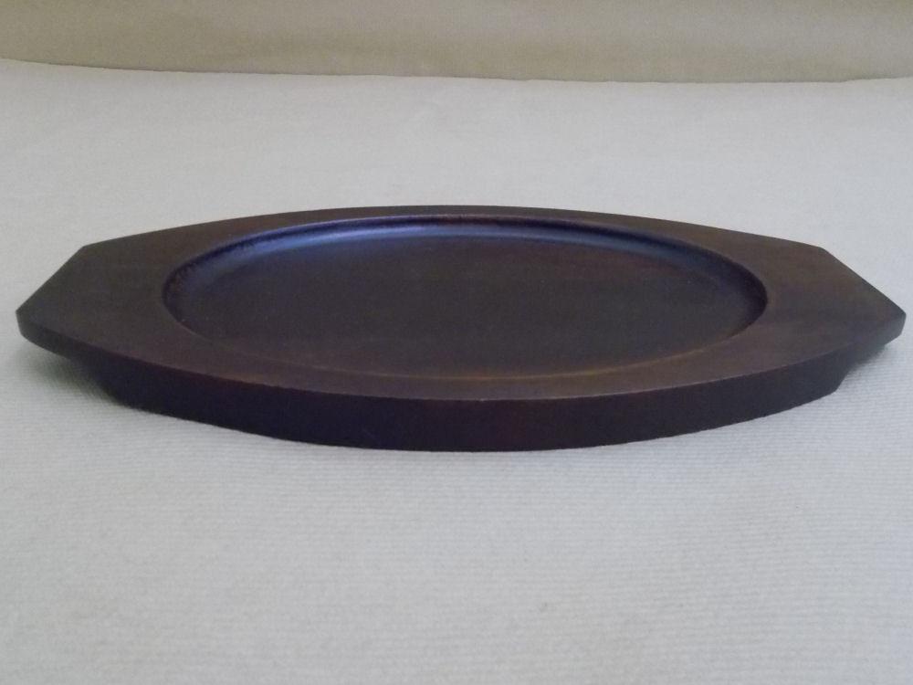 03906 木製小判敷台小