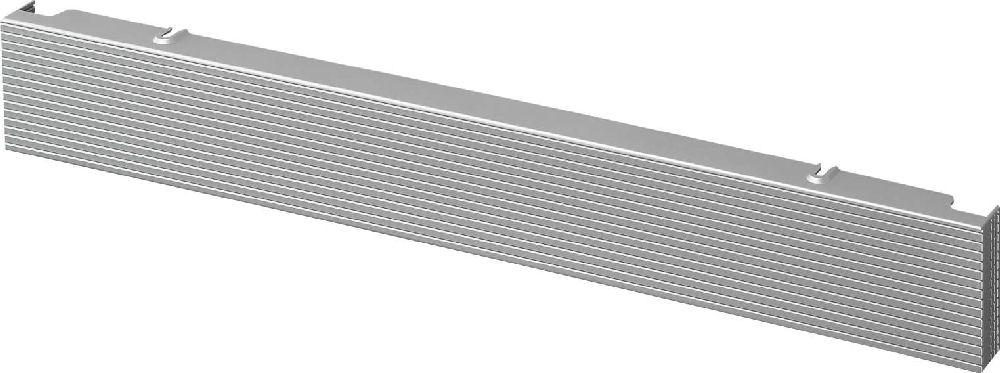 リンナイ 下部フィラーRBO-57-3SV シルバー (樹脂製)