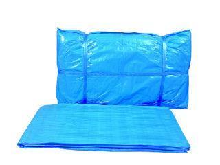 ブルー養生シート 1.8×1.8m