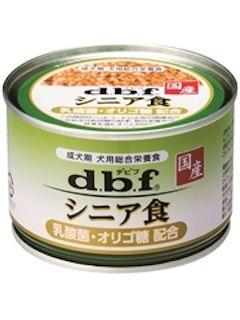 デビフ シニア食 乳酸菌・オリゴ糖配合 150g