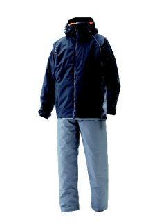 防水防寒スーツ 黒 LL
