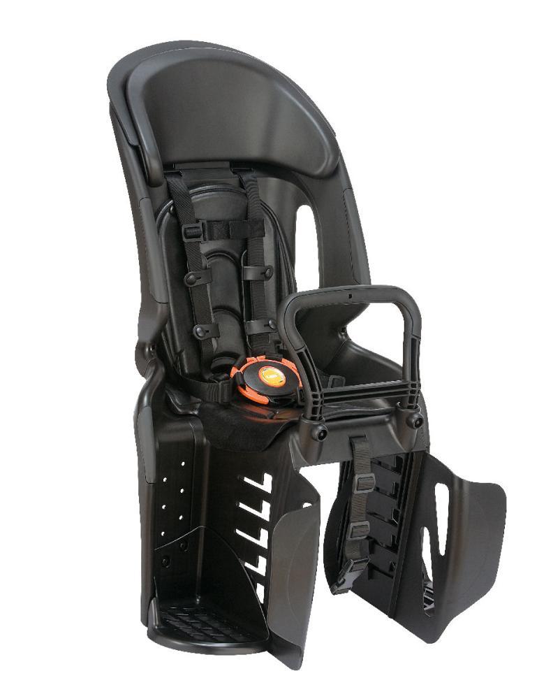 ヘッドレスト付後ろ子のせ ブラック RBC-011DX3