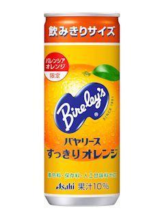 アサヒ バヤリース すっきりオレンジ 245g