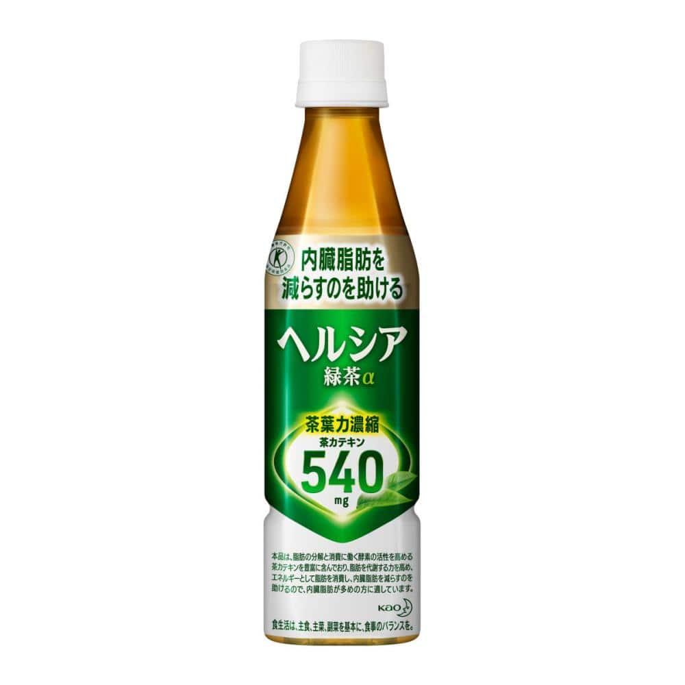 花王 ヘルシア緑茶 350ml スリムボトル