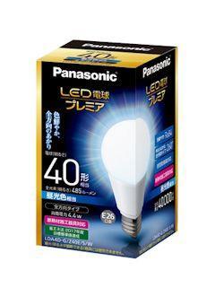 LED電球プレミア全方向タイプ 各種