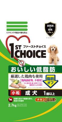 アース ファーストチョイス 成犬用小粒チキン 2.7kg