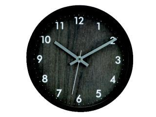 掛け時計 #7945 ブラウン