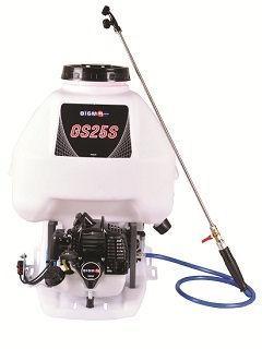 背負動力噴霧機 GS25S