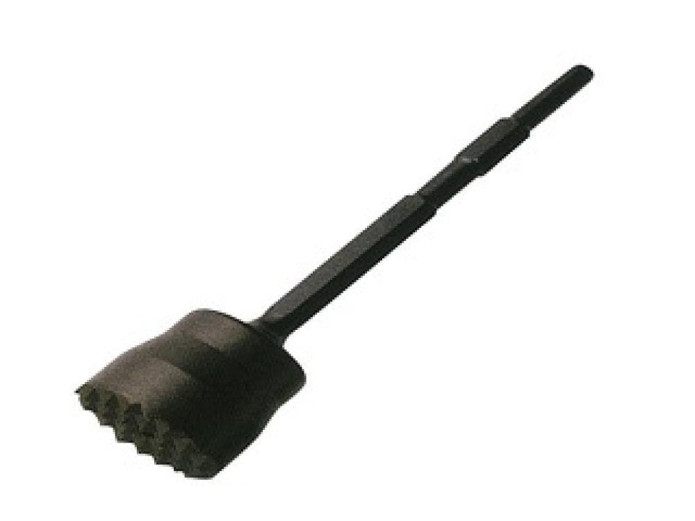 ラクダ 電動ハンマー用ビシャン 17H×280mm