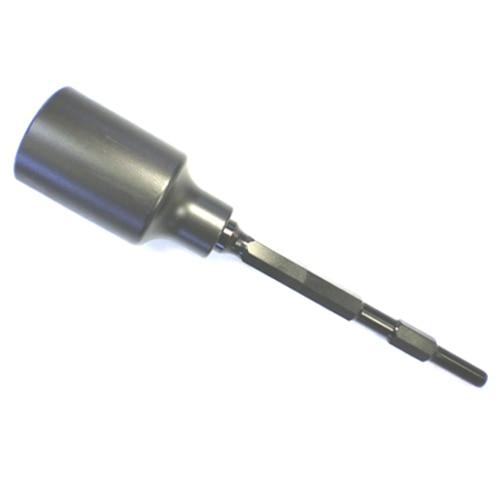 単管打込アダプターB型 17H×355mm