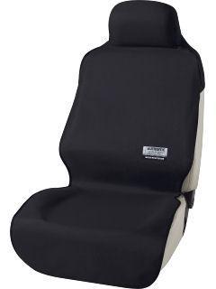 ボンフォーム ファインテックス 防水汎用シートカバー フロント運転席助手席用 F- BK
