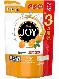 P&G ハイウォッシュジョイ オレンジピール成分入り 詰替 490g