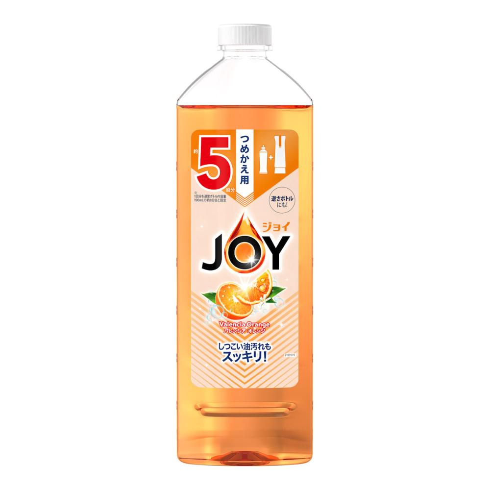 P&G ジョイコンパクト バレンシアオレンジ 特大 770ml