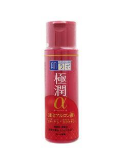 ロート製薬 肌ラボ極潤α 3Dヒアルロン酸保湿化粧水 しっとりタイプ 170ml