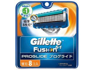 P&G ジレット プログライド マニュアルホルダー 替刃8個入
