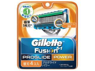 P&G ジレット プログライド パワーホルダー 替刃4個入