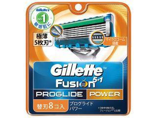 P&G ジレット プログライド パワーホルダー 替刃8個入