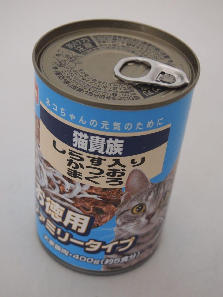 Petami 猫貴族 かつおまぐろしらす入り 400g