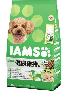 アイムス 成犬用 健康維持用 チキン小粒 2.6kg