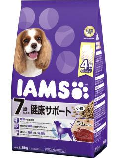アイムス 7歳以上用 健康サポート ラムライス小粒 2.6kg
