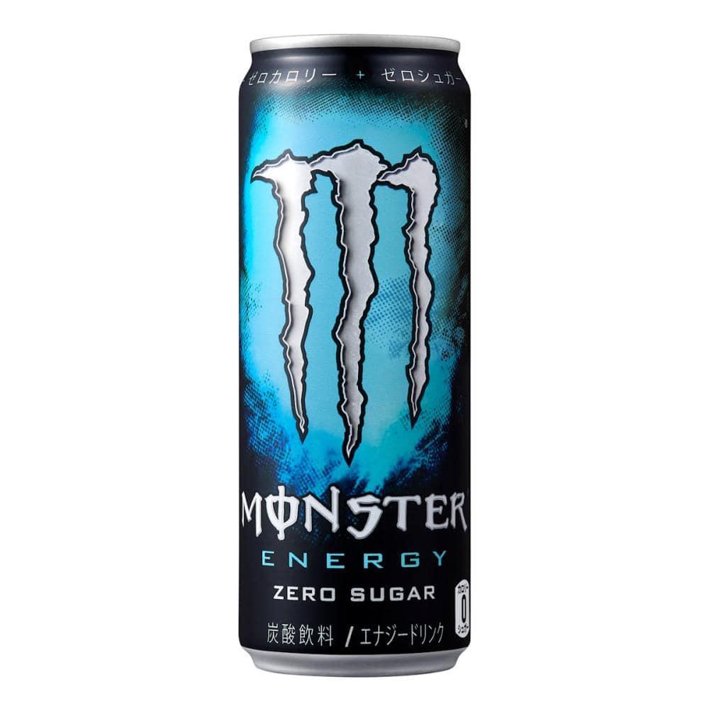 アサヒ飲料 モンスターエナジー ゼロシュガー 355ml