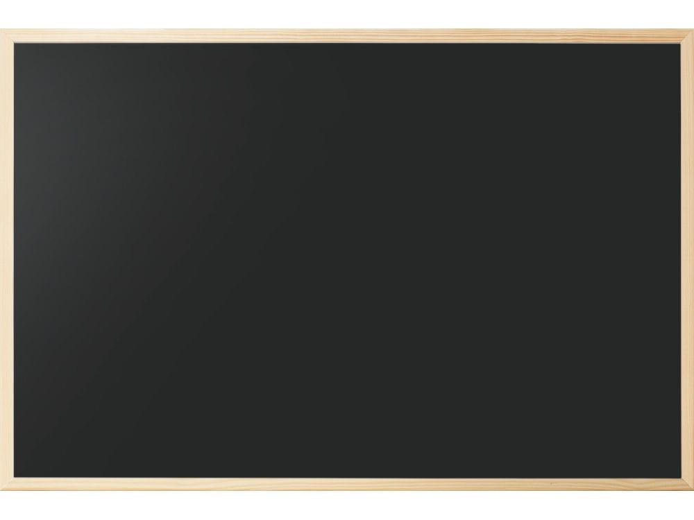 ナカバヤシ ウッドブラックボード 900mm×600mm CBM-E9060NM