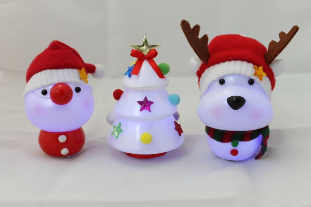 クリスマス パールライト クリスマス 3種アソート