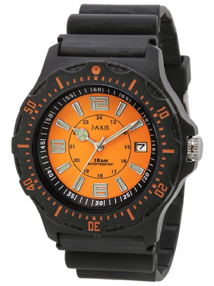 見やすい時計 NAG51‐OR