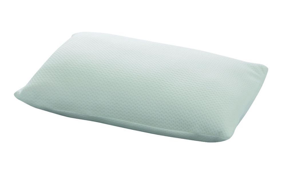 良質素材 スノーフレーク低反発チップ枕 ふつう