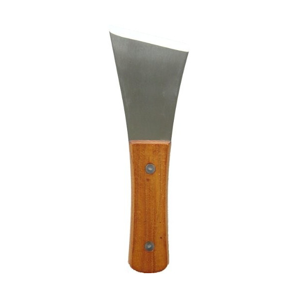SAKAZUME 皮スキY型 斜刃 木柄 63mm