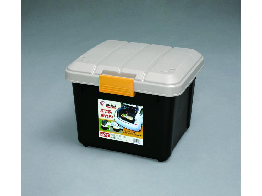 アイリス RV BOX 400 カーキ/ブラック
