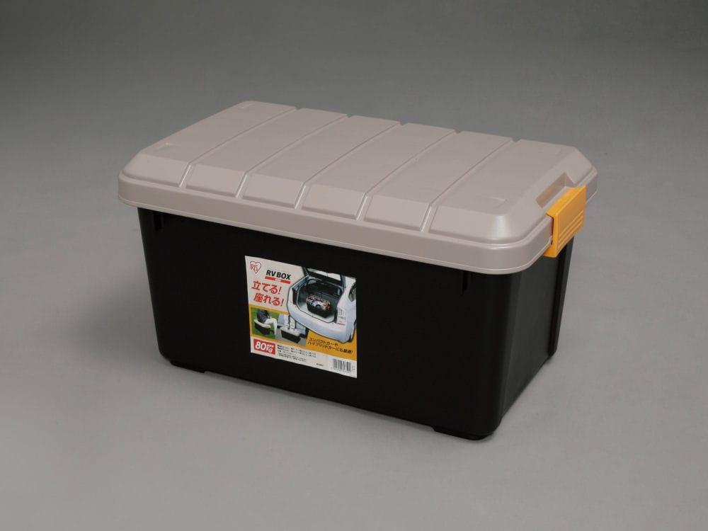 アイリス RVBOX 600 カーキ/ブラック