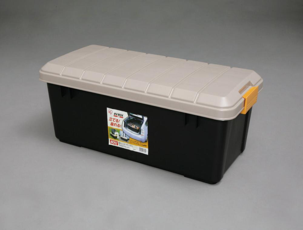 アイリス RVBOX 800 カーキ/ブラック