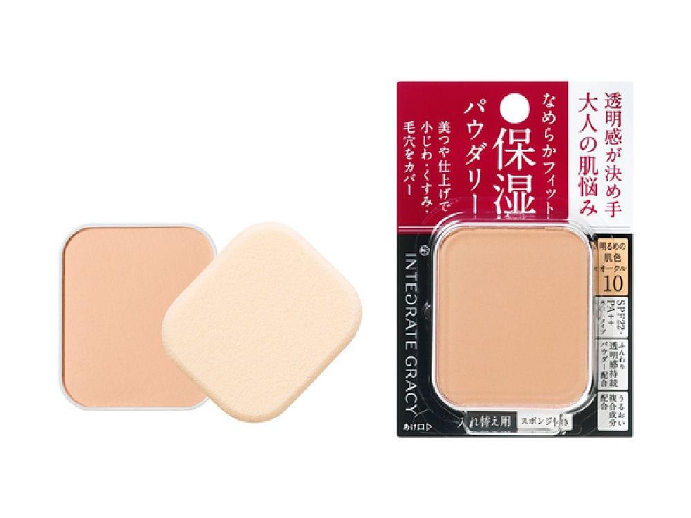 資生堂 インテグレート グレイシィ モイストパクトEX オークル10