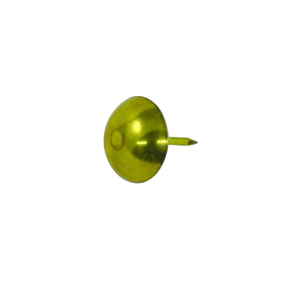 HP 真鍮太鼓鋲 16×22 4本