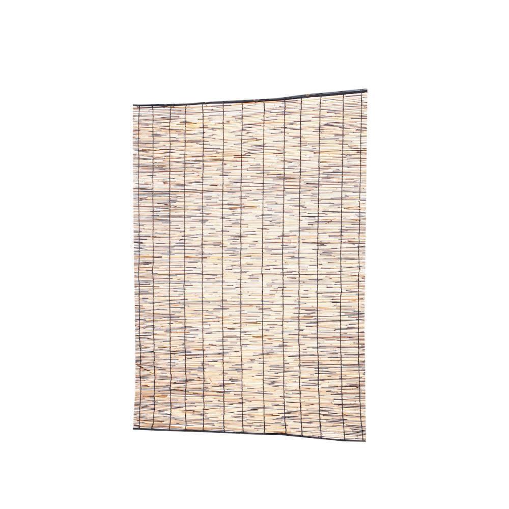 丸竹いぶしすだれ 88×112cm