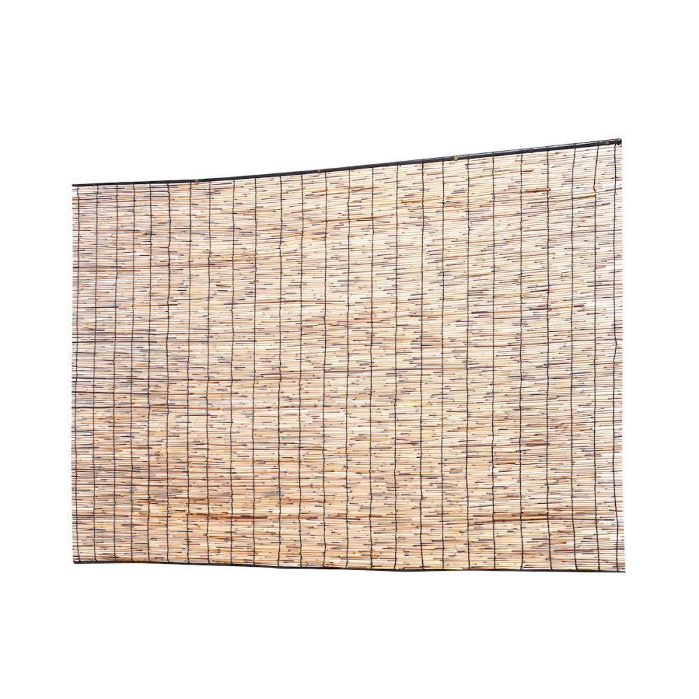 丸竹いぶしすだれ 176×112cm