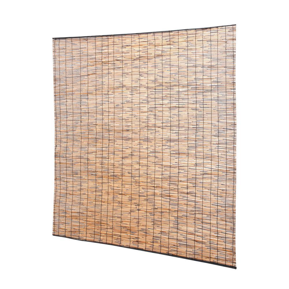 丸竹いぶしすだれ 176×180cm