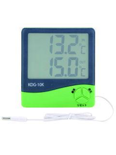 デジタル最高最低温度計