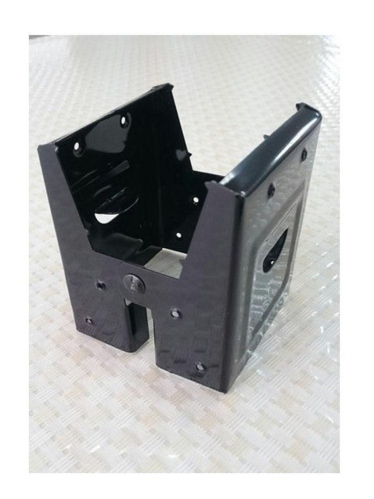 ソーホースブラケット MODEL400 黒