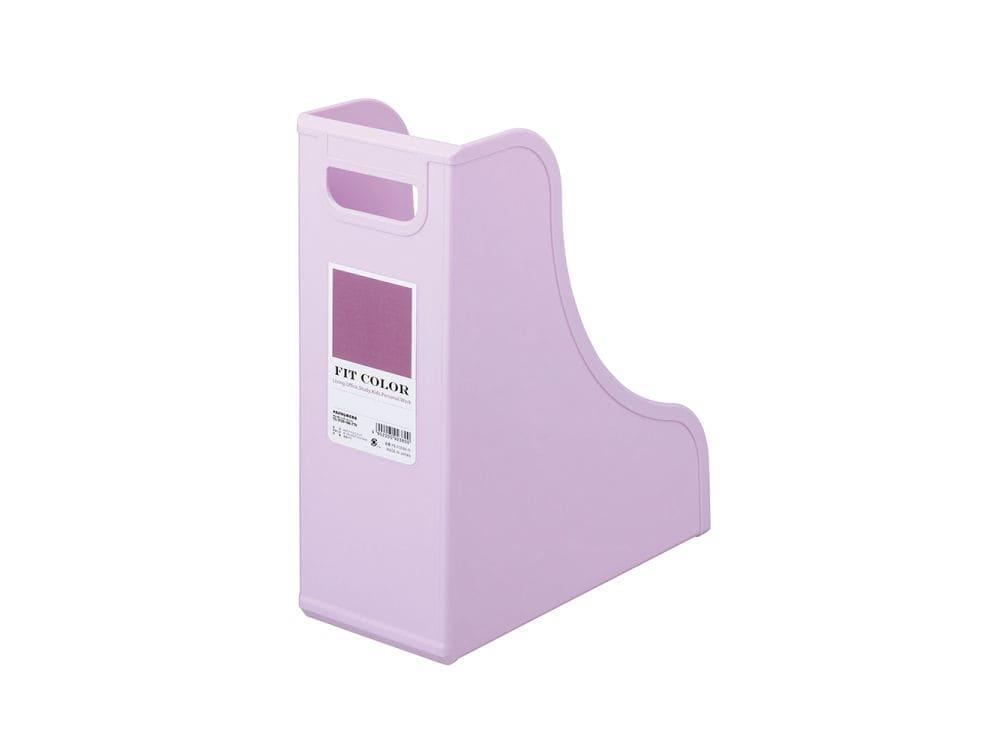 ナカバヤシ フィットカラー ファイルスタンド ピンク