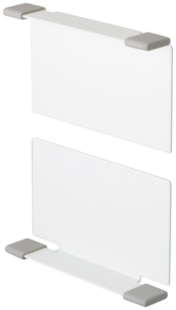 マグネットボックスホルダー プレート ホワイト