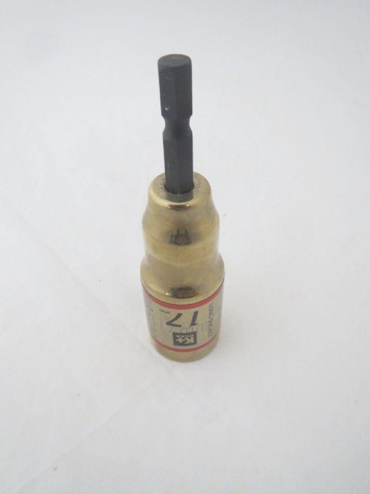 ロングソケット 17mm KM-1617T