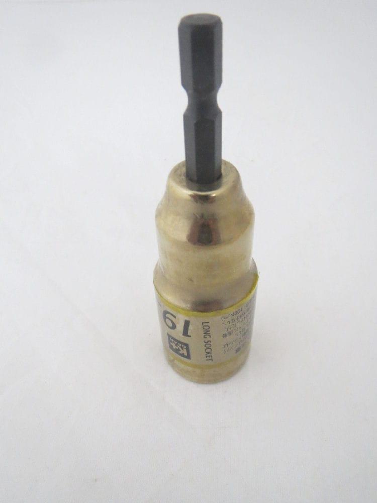 ロングソケット 19mm KM-1619T