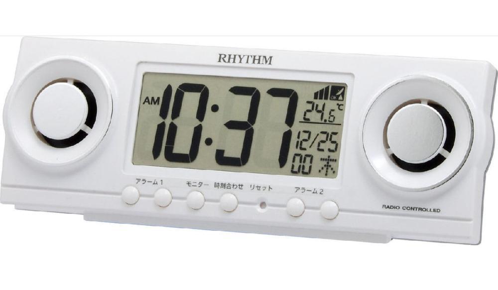 リズム時計 フィットバトラーシューク 8RZ177SR03