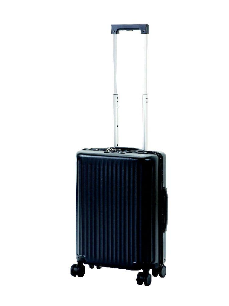 コメリセレクト スーツケース PC114 ブラック
