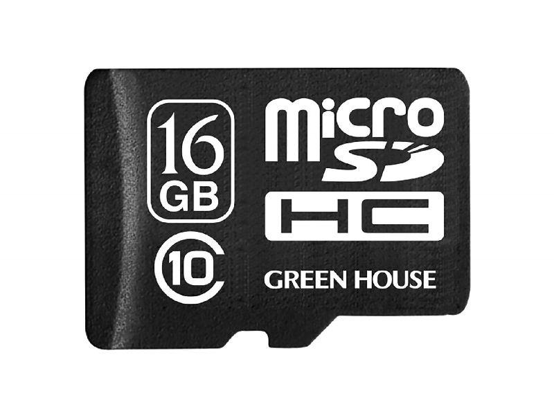 グリーンハウス データ復元サービス付きmicroSDHCカード 各種