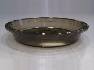 鉢皿 スモークブラウン 各種