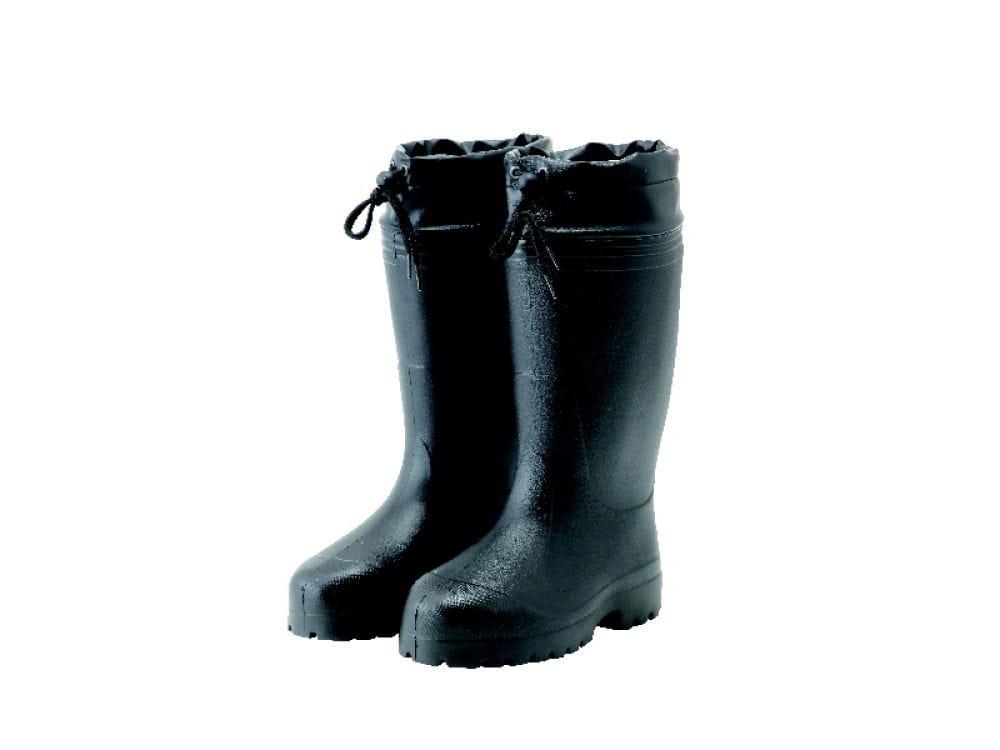 紳士かる~い長靴 ブラック KN-17 LL 26.5~27cm