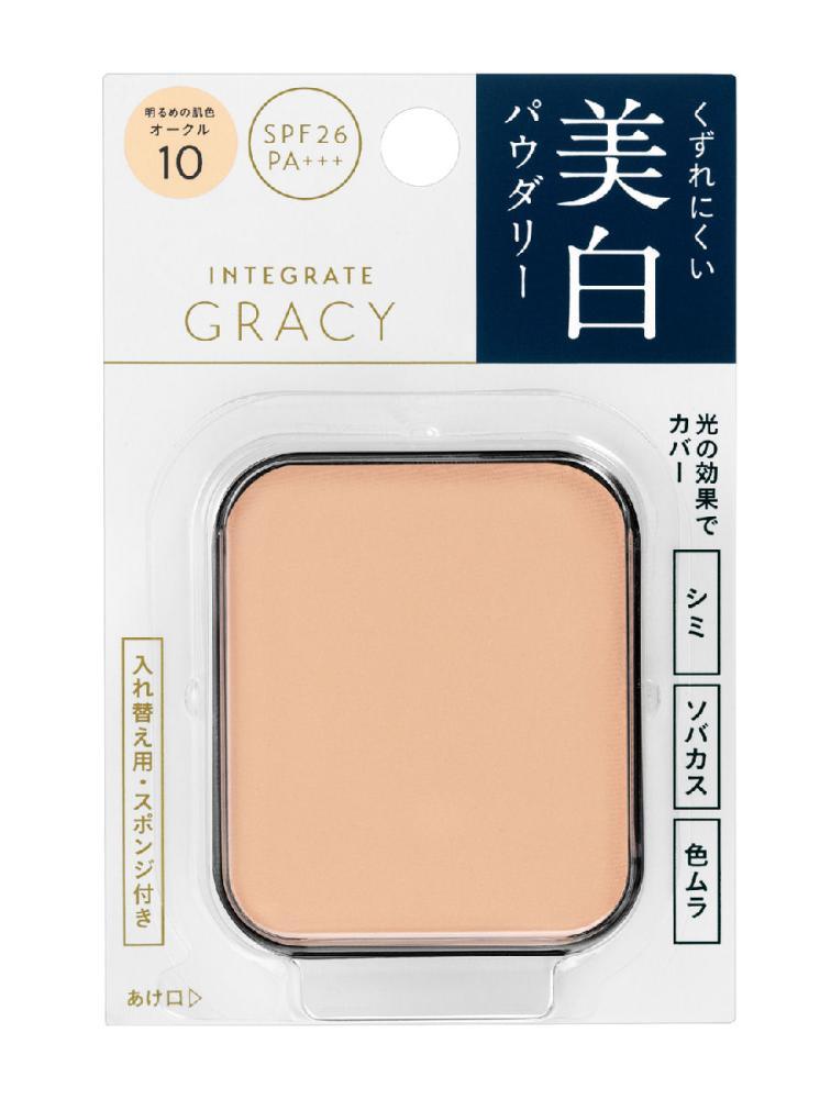 資生堂 インテグレート ホワイトパクトEX オークル10